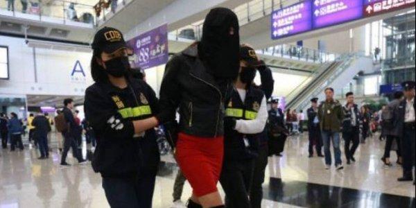 Αθωώθηκε το μοντέλο με την κοκαΐνη στο Χονγκ Κονγκ 6