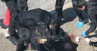 Αντιπτέραρχος πυροβόλησε τη σύντροφό του και αυτοπυροβολήθηκε: Νεκροί και οι δύο