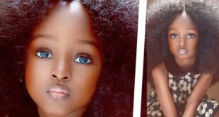 «Το ωραιότερο κορίτσι στον κόσμο» -Η 5χρονη από τη Νιγηρία με το αγγελικό πρόσωπο