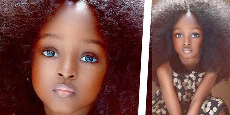 «Το ωραιότερο κορίτσι στον κόσμο» -Η 5χρονη από τη Νιγηρία με το αγγελικό πρόσωπο 28