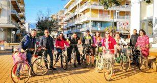 ΚΑΛΑΜΑΤΑ ΤΟΠΟΣ ΖΩΗΣ: Μια βόλτα με το ποδήλατο στην Καλαμάτα