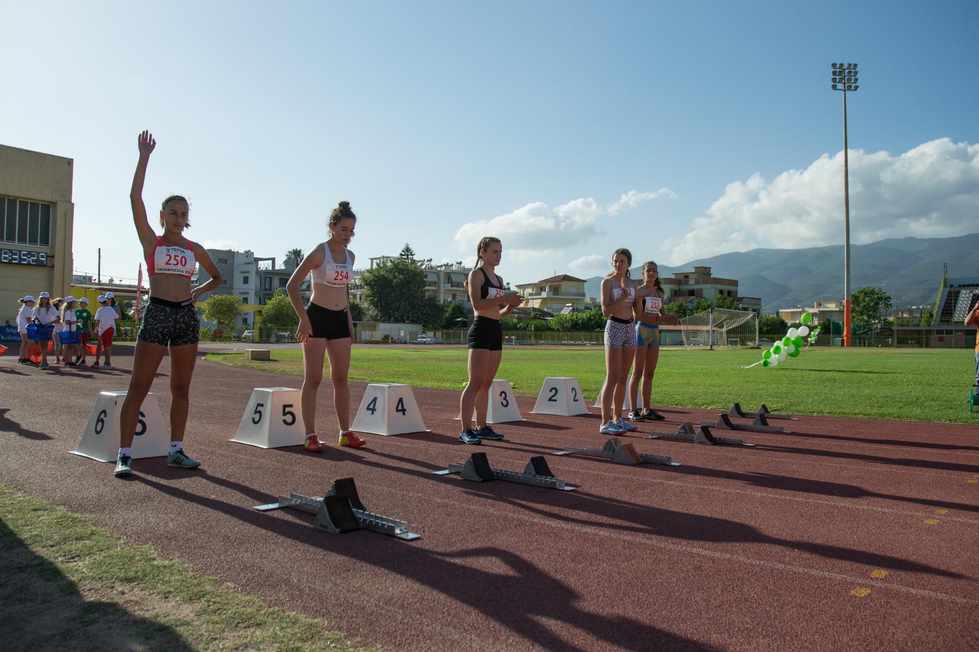 Με 38 Αθλητές/Αθλήτριες ο Μεσσηνιακός στο Διασυλλογικό Πρωτάθλημα Στίβου Παίδων/Κορασίδων στην Τρίπολη 2