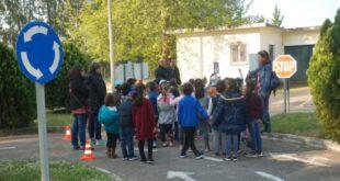 Πρωτάκια στο Πάρκο Κυκλοφοριακής Αγωγής του Δήμου Μεσσήνης