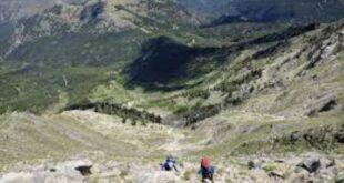 Ε.Ο.Σ. Καλαμάτας «Πενταδάκτυλος» Διάσχιση κεντρικής κορυφογραμμής Ταϋγέτου