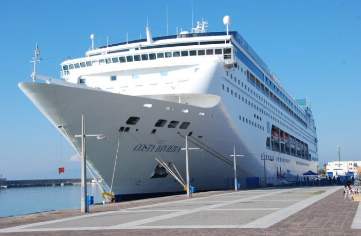 """Στην Καλαμάτα το κρουαζιερόπλοιο """"Costa Neoriviera"""" τη Μ. Πέμπτη! 4"""