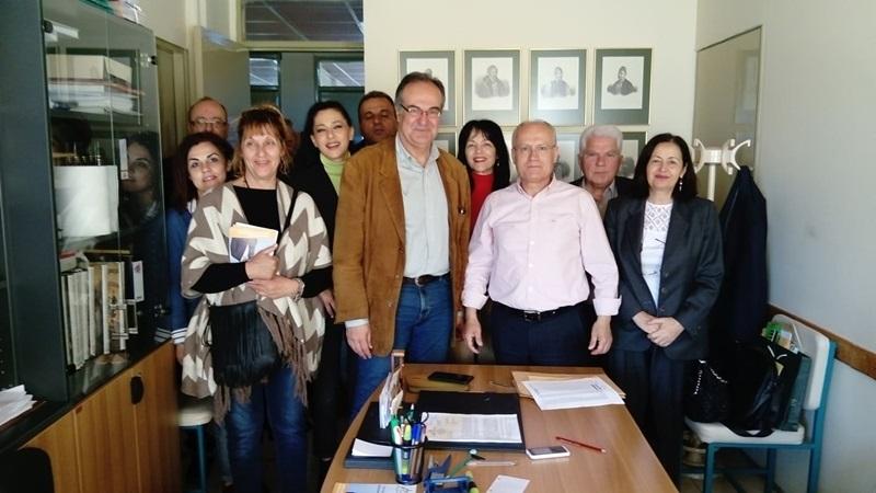 Βασίλης Κοσμόπουλος η συμβολής του δήμου στην εκπαίδευση