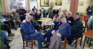 """Ο """"Πρότυπος Δήμος"""" του Βασίλη Τζαμουράνη στην Άρι Μεσσηνίας"""