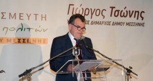 «Αδέσμευτη Κίνηση Πολιτών» Ο Γιώργος Τσώνης συνεχίζει τις περιοδείες