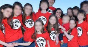 Ισόβια και στους δύο γονείς που βασάνιζαν τα 13 παιδιά τους
