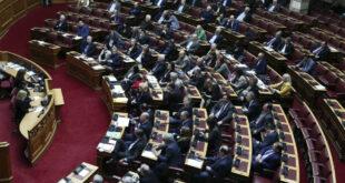 Βουλή: Χαμός με Καμμένο, Πολάκη, Λοβέρδο.