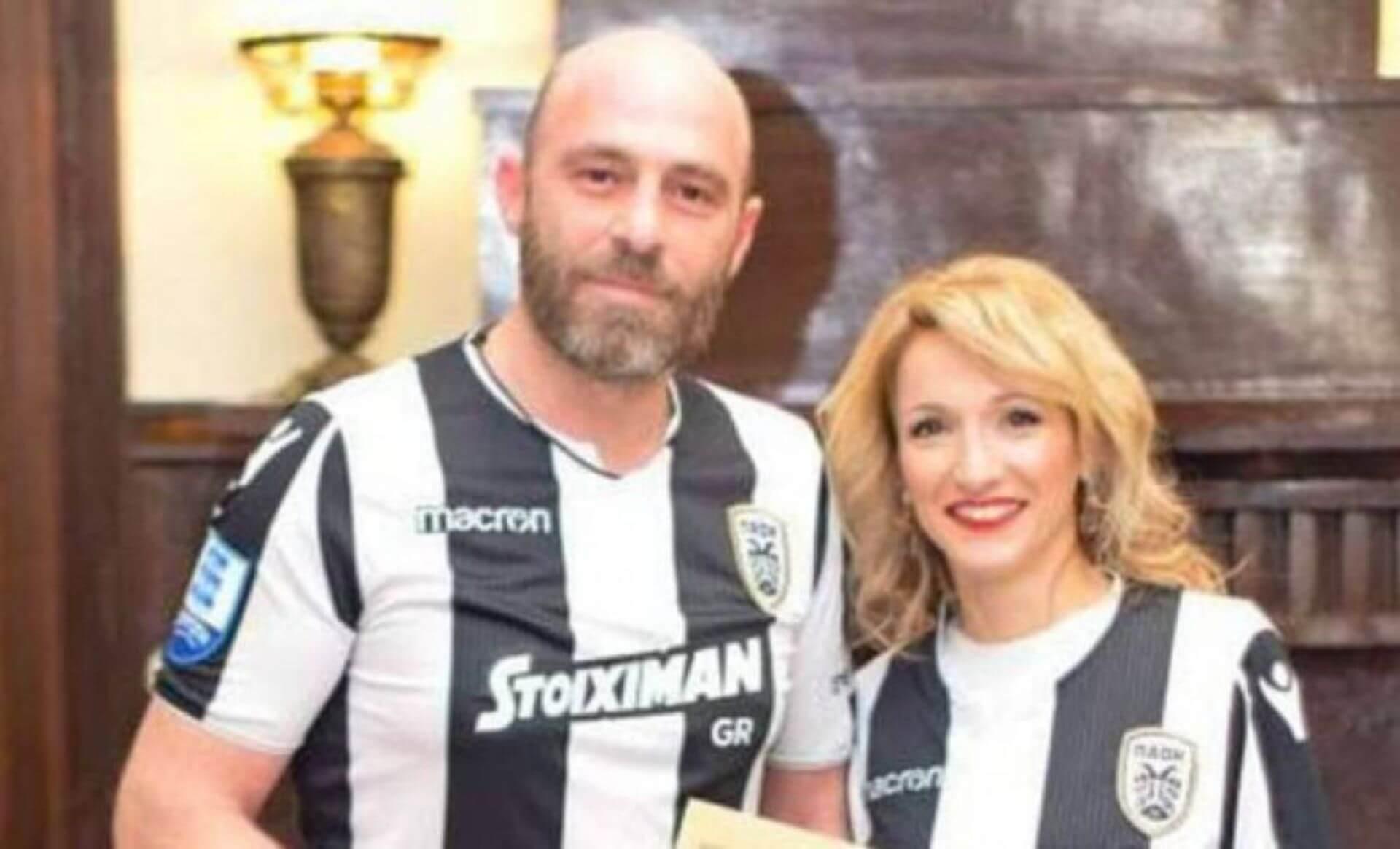 ΠΑΟΚ: Παντρεύτηκε λόγω… πρωταθλήματος. Υλοποίησε υπόσχεση 20 ετών 1