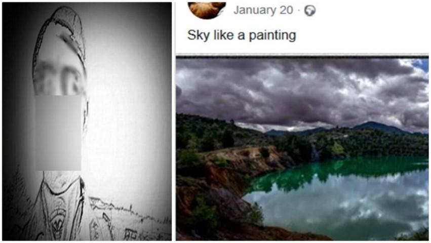 """Κύπρος: """"Ανέβαζε""""… καλλιτεχνικές φωτογραφίες από τα μέρη που πετούσε τα πτώματα ο """"Ορέστης"""". 10"""