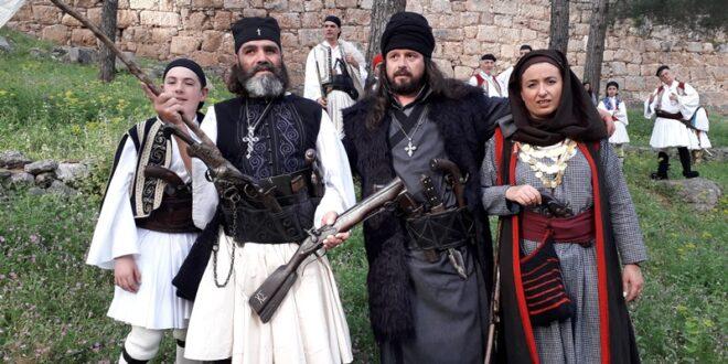 Άμφισσα: Έκθεση όπλων και παραδοσιακών φορεσιών από την προσωπική συλλογή του  Σπύρου Κατσίρα
