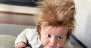 Θεούλης ο μικρούλης! Αυστραλεζάκι με μαλλιά βουνό! (pics)