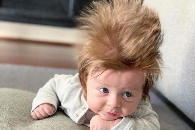 Θεούλης ο μικρούλης! Αυστραλεζάκι με μαλλιά βουνό! (pics) 11