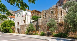 Λεωνίδιο, η «αναρριχητική πρωτεύουσα της Πελοποννήσου»