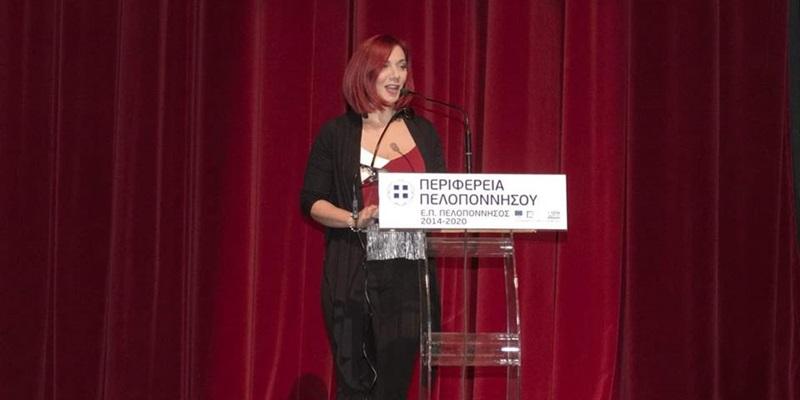"""Νίνα Δράκου : Ο πολιτισμός και τουρισμός """"υπερόπλα"""" για την ανάπτυξη της Πελοποννήσου! 37"""