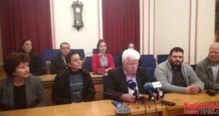 Νίκος Γόντικας: Κρύβονται Δήμαρχοι και Υποψήφιοι και δεν πάνε  στη συνεδρίαση του ΦΟΣΔΑ.