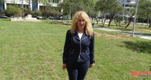 Αντωνία Μπούζα: Ευχές για Καλό Πάσχα και Καλή Ανάσταση