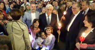 Παρουσία του πρόεδρου της Δημοκρατίας ο επιτάφιος στην Καλαμάτα
