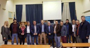 Β. Τζαμουράνης: Ενίσχυση της εξωστρέφειας σε συνεργασία με το Επιμελητήριο