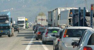 Σε εξέλιξη η έξοδος των εκδρομέων – Πού θα συναντήσουν οι οδηγοί αυξημένη κίνηση