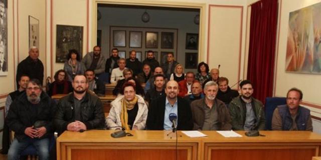 Κοινή δήλωση Νίκου Γόντικα και Δημήτρη Οικονομάκου για τη περιοδεία τους στο δημαρχείο Καλαμάτας