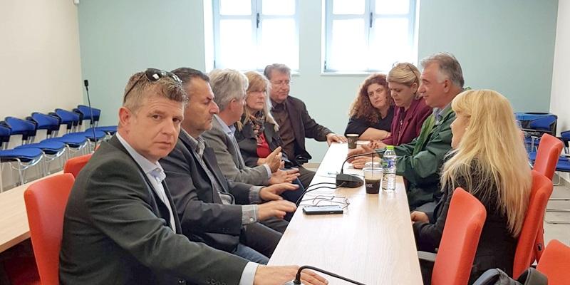 """""""Πρότυπος Δήμος"""" 13 νέους υποψήφιους παρουσίασε ο Βασίλης Τζαμουράνης"""