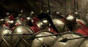 Τι ρωτούσαν οι Σπαρτιάτες πριν πάνε στη μάχη!