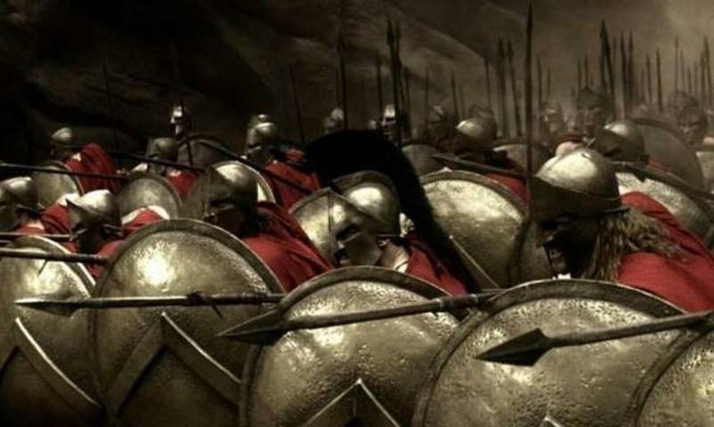 Τι ρωτούσαν οι Σπαρτιάτες πριν πάνε στη μάχη! 1