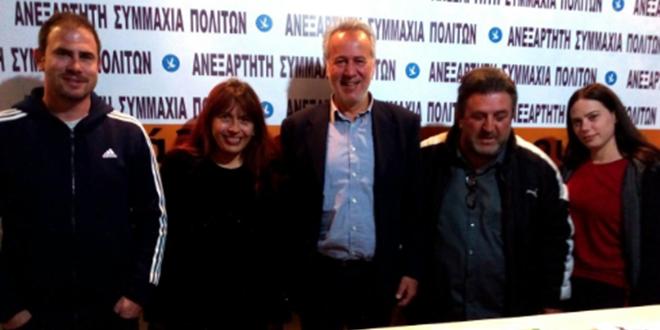 Μιχάλης Αντωνόπουλος: Συναντήσεις με υποψηφίους ανεξάρτητων συνδυασμών 24