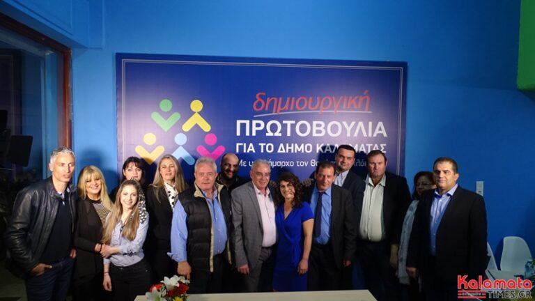 Ο Θανάσης Βασιλόπουλος ανακοινώνει υποψηφίους για τη «Δημιουργική πρωτοβουλία» 13