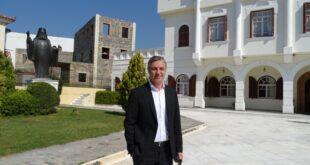 Χρήστος Αναστασόπουλος: Σύγχρονο Μοντέλο Διοίκησης του Δήμου Καλαμάτας