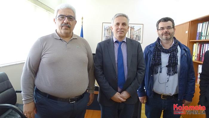 """Επίσκεψη του """"Ανοιχτού Δήμου"""" στο ΤΕΙ Πελοποννήσου"""