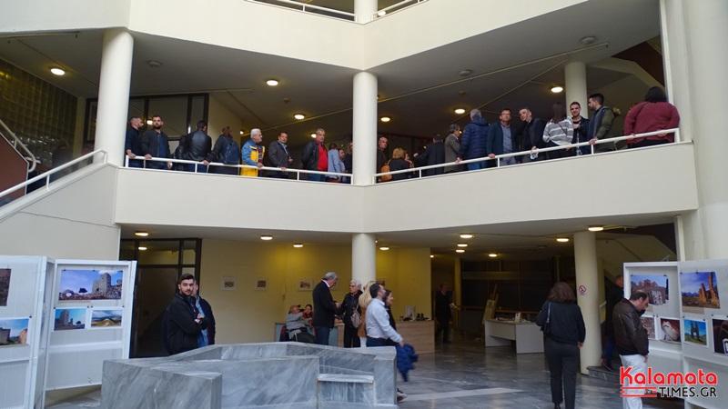 Σε ένα κατάμεστο Πνευματικό κέντρο η Ελένη Αλειφέρη για την επόμενη μέρα του Δήμου Καλαμάτας 45