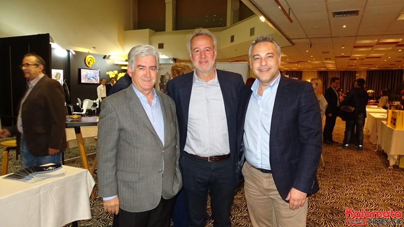 Καλαμάτα: Ξεκίνησε το 5ο Φεστιβάλ Ελαιολάδου και Επιτραπέζιας Ελιάς