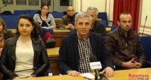 6 νέους υποψήφιους ανακοίνωσε ο Μανώλης Μάκαρης