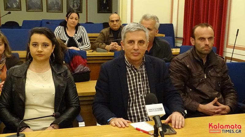 6 νέους υποψήφιους ανακοίνωσε ο Μανώλης Μάκαρης 1
