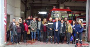 Μανώλης Μάκαρης: Ανάγκη για στενή συνεργασία Δήμου και Πυροσβεστικής