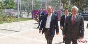 Μήνυμα Παυλόπουλου σε Τουρκία