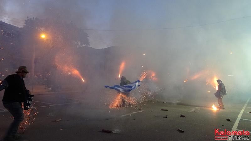 Σοβαρό ατύχημα στον Σαϊτοπόλεμο της Καλαμάτας