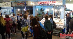 Μέτρια η κίνηση στην αγορά της Καλαμάτας ενόψει Πάσχα