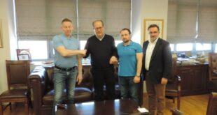 Διοργάνωση αγώνων ταχύτητας με τη συμμετοχή Ρώσων και Μεσσηνίων αθλητών