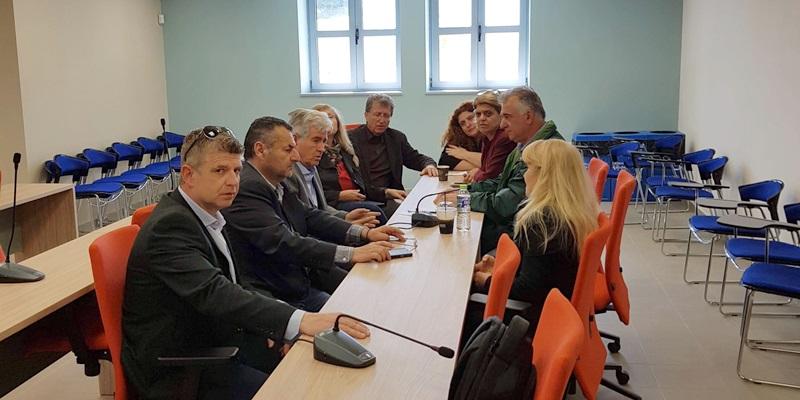 """""""Πρότυπος Δήμος"""" 13 νέους υποψήφιους παρουσίασε ο Βασίλης Τζαμουράνης 1"""
