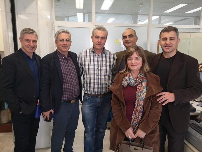 Επίσκεψη Ανοιχτού Δήμου στο Νοσοκομείο Καλαμάτας