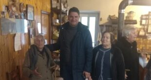 Ο Γιώργος Αθανασόπουλος σε Ρευματιά, Κεφαλινού, Ζερμπίσια, Πετράλωνα, Αρχαία Μεσσήνη και Αρσινόη