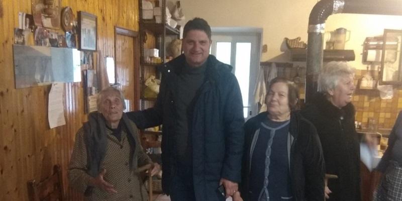 Ο Γιώργος Αθανασόπουλος σε Ρευματιά, Κεφαλινού, Ζερμπίσια, Πετράλωνα, Αρχαία Μεσσήνη και Αρσινόη 15
