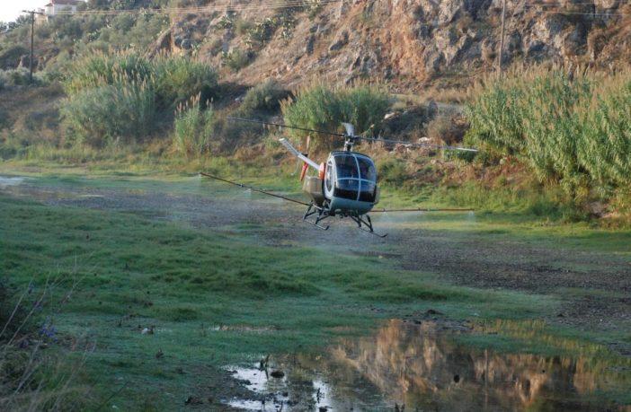 Περιφέρεια Πελοποννήσου: Ψεκασμοί σε 2.000 στρ. κατά των κουνουπιών! 5