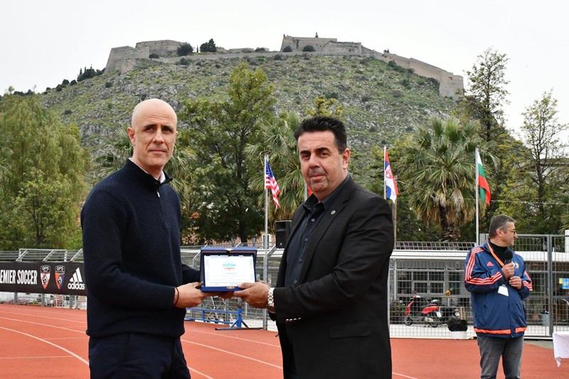 Άρχισε στο Ναύπλιο το  2ο διεθνές τουρνουά «Valencia C.F. Elite Tournament» 2