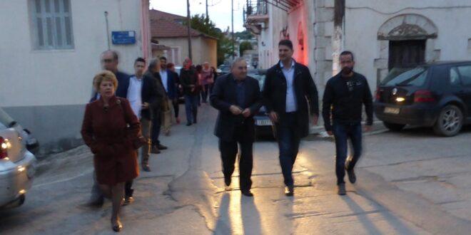 Γιώργος Αθανασόπουλος περιοδεία σε Σπιτάλι, Πιλαλίστρα και Καρτερόλι